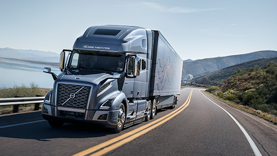Volvo VNL Material Safety Data Sheets