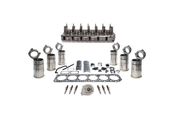 RO Premium Loaded Cylinder Kit