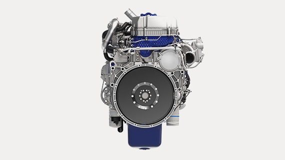 Volvo Trucks D11 engine -Fuel efficient
