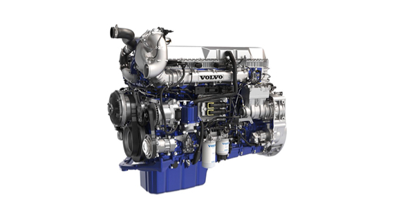 Volvo Tucks D13 engine