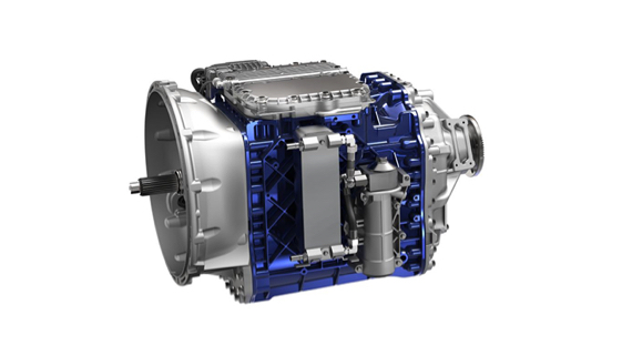 Volvo Trucks I-Shift transmission