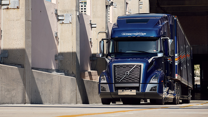 Volvo VNL -Features