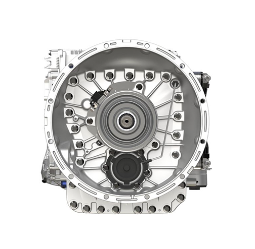 Volvo Trucks I-Shift- transmission front view 306-1