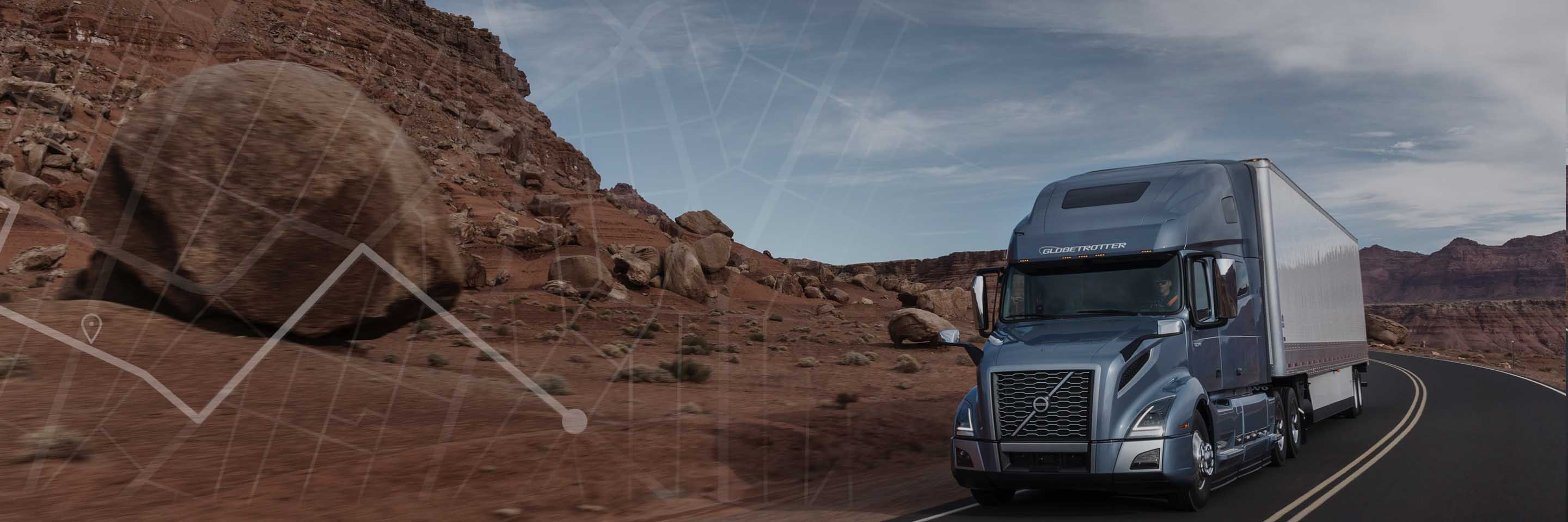 Experience the new Volvo VNL with the D13 turbo compounding engine. Contact a dealer today.