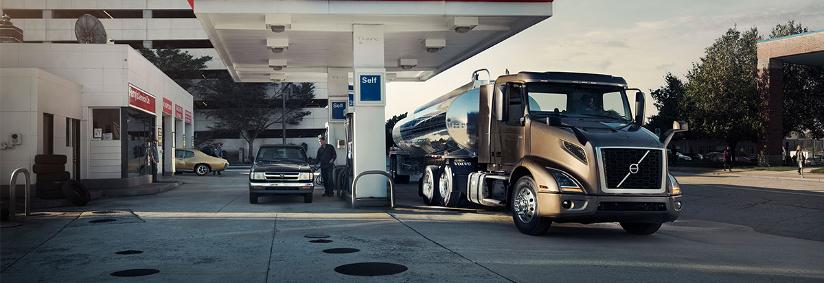 Petroleum-Oil | Volvo Trucks USA