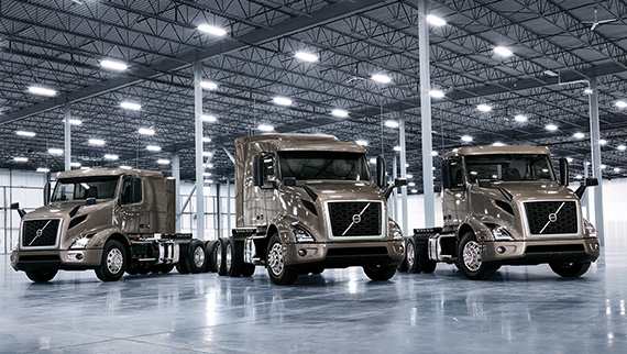 Volvo introduces the all new VNR
