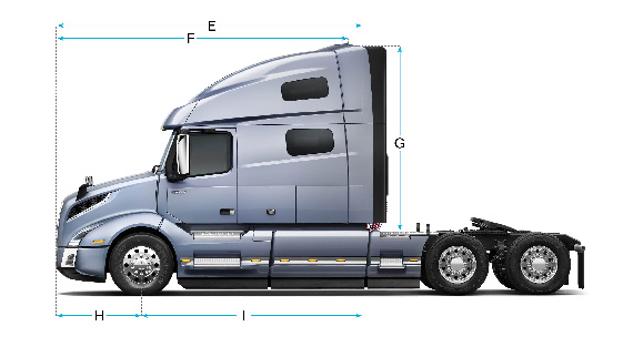 Volvo Vnl Specifications Volvo Trucks Usa