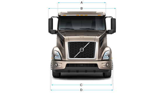 New Volvo Vnr Semi Truck Specifications Volvo Trucks Usa