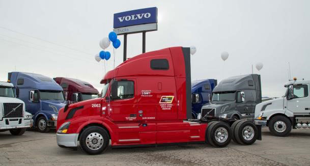 volvo trucks 100000th truck equipped with i shift volvo trucks usa rh volvotrucks us Volvo VNL670 Parts volvo vnl 670 service manual