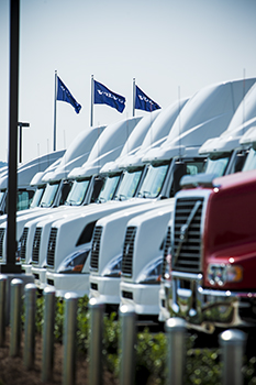 volvo trucks dealer vanguard truck centers adds houston texas