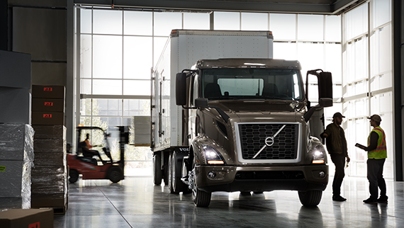 Volvo Trucks Dealer Vanguard Truck Centers Adds Houston Texas Location | Volvo Trucks USA