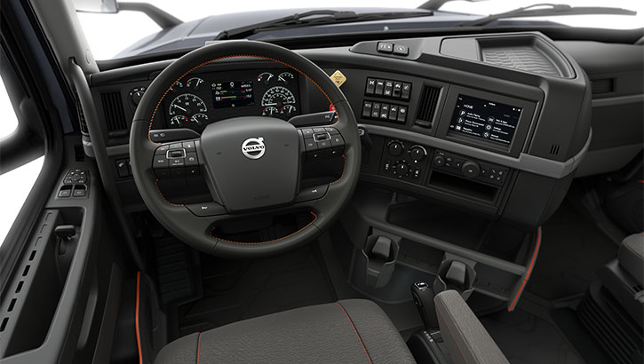 2018 volvo vnl.  vnl fleet trim on 2018 volvo vnl
