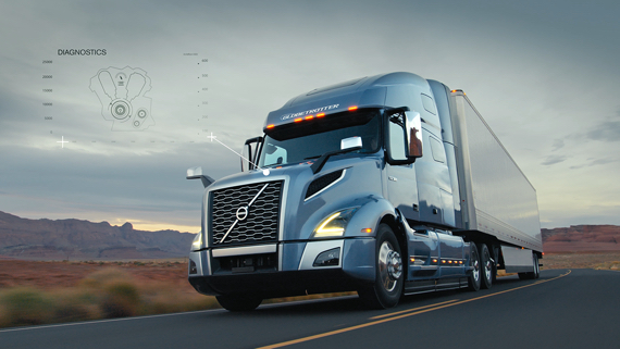 Remote Diagnostics for Volvo VNL