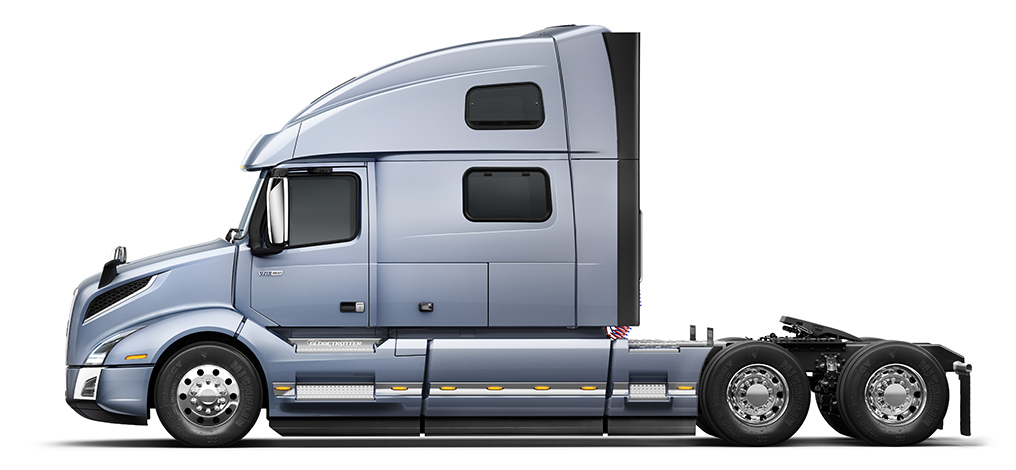 Volvo Trucks VNL 860 Side View