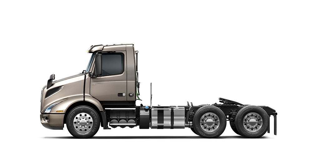 Volvo Trucks VNR 300 side view
