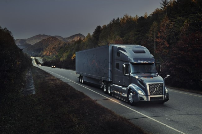 Volvo Financial Services Extends Banner