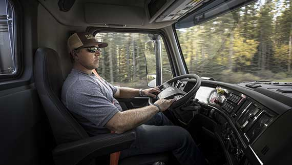 Volvo Trucks Salutes Professional Truck Drivers Leading United States Economic Recovery