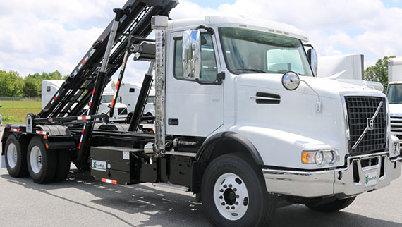 Volvo Trucks to have Galfab to roll-off bodies