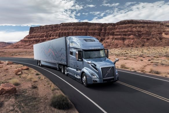 Volvo trucks unveils highly anticipated new vnl series volvo volvo trucks north america today revealed the new volvo vnl series top a groundbreaking tractor that meets the needs of todays long haul trucking publicscrutiny Images