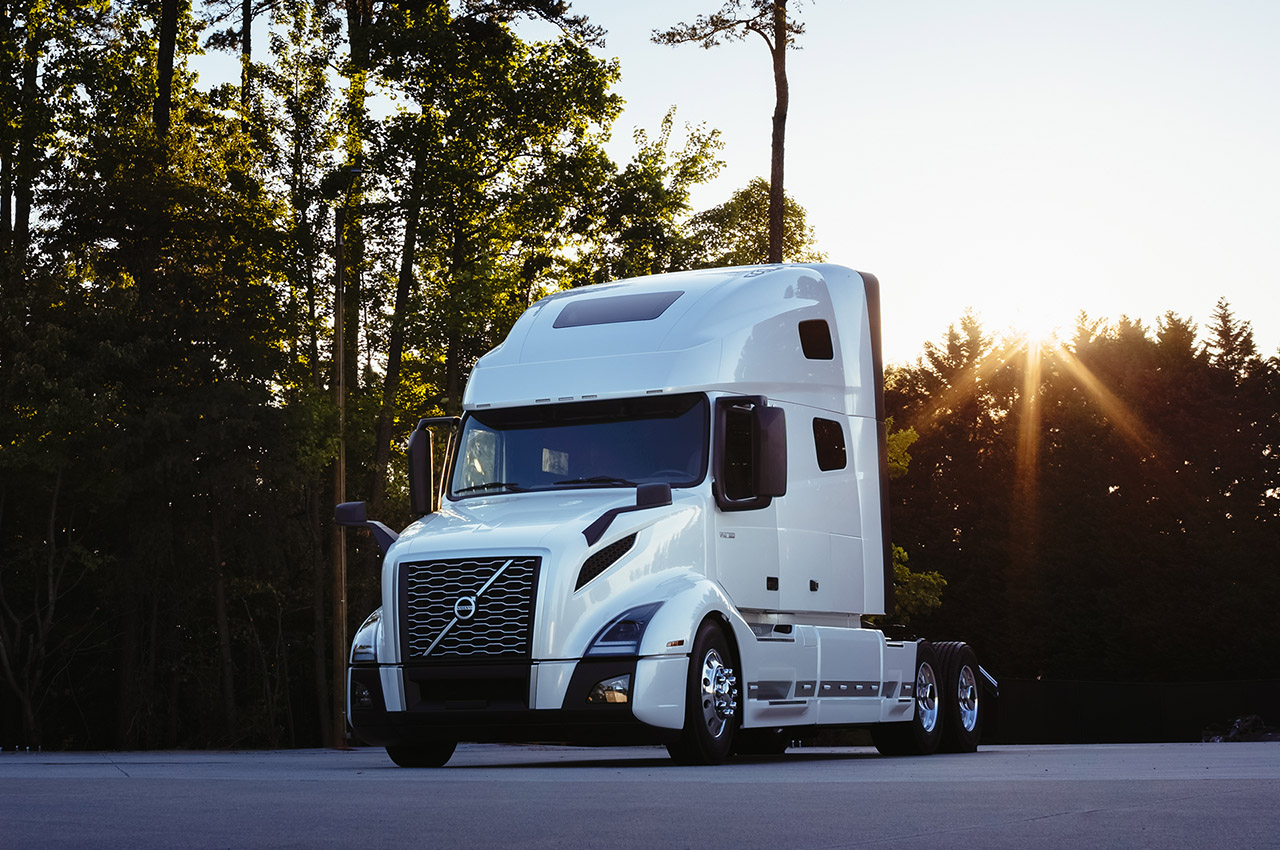 Designed For Drivers Volvo Trucks Usa