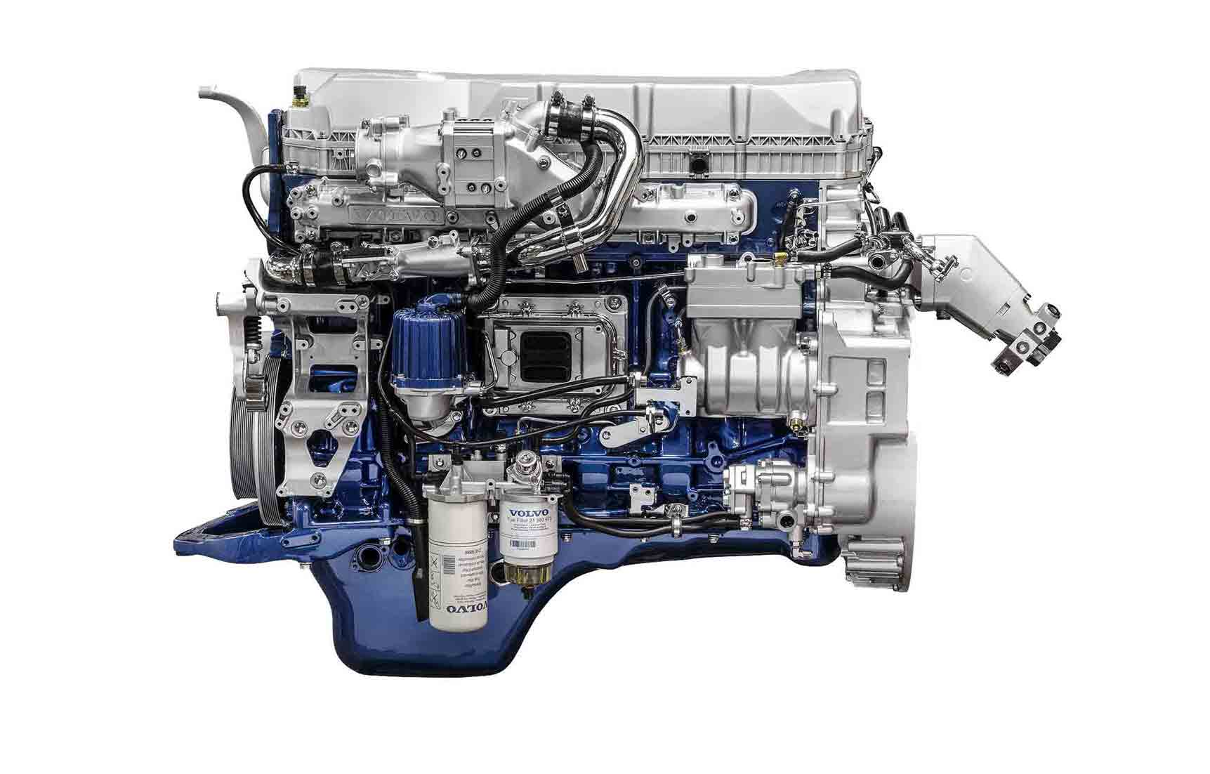 Volvo Trucks Engine